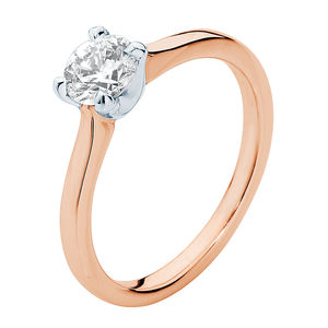 Cupid Engagement Ring
