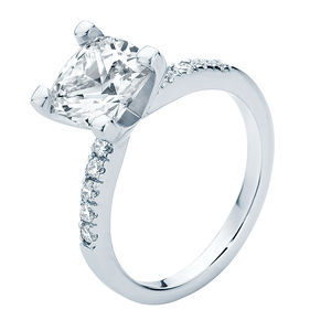 Amore (Cushion) Engagement Ring