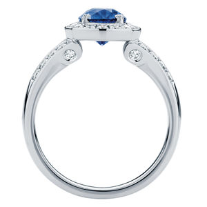 Sky (Oval) Engagement Ring