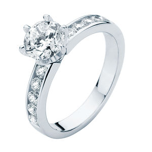 Encore Engagement Ring