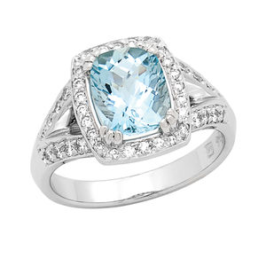 Sky Engagement Ring