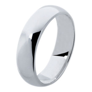 Classical Mens Wedding Ring