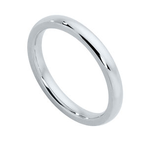 Classical Ladies Wedding Ring