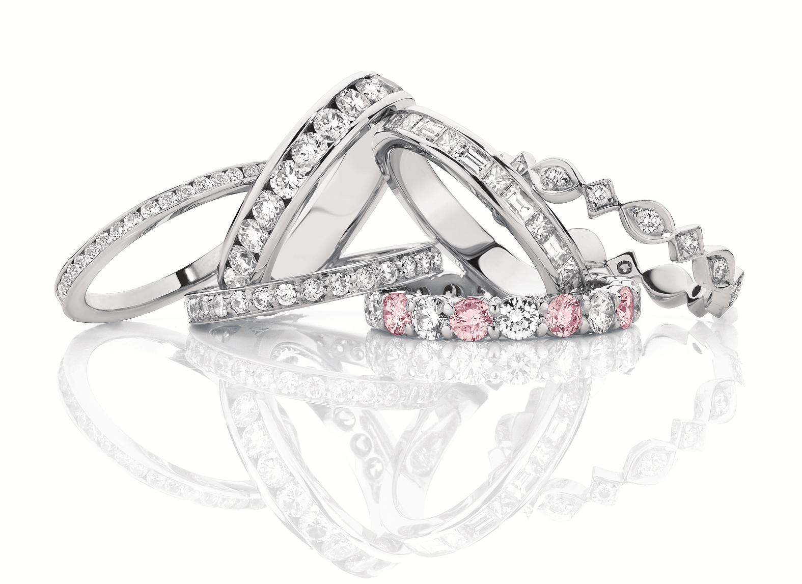 Larsen Wedding Rings