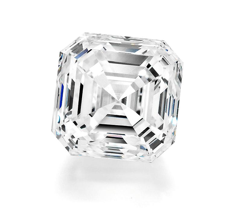 Asscher Cut Loose Diamond