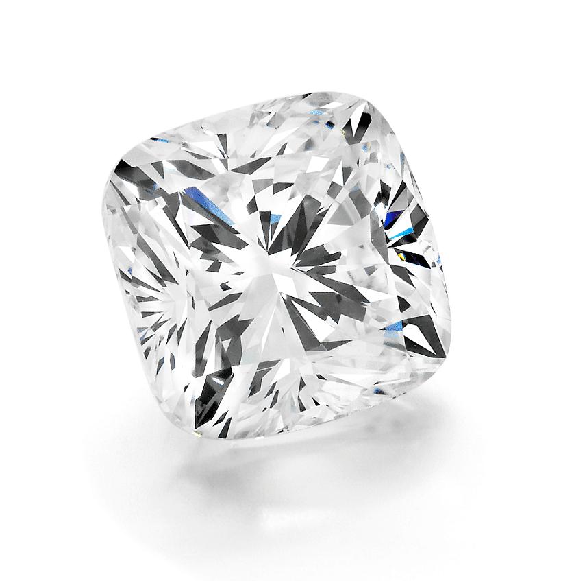 Cushion Cut Loose Diamond