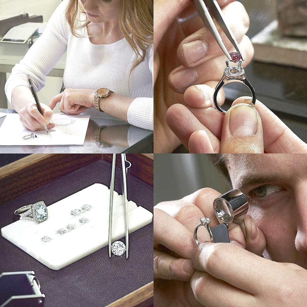 Custom Made Jewellery