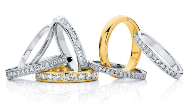 larsen wedding ring designs