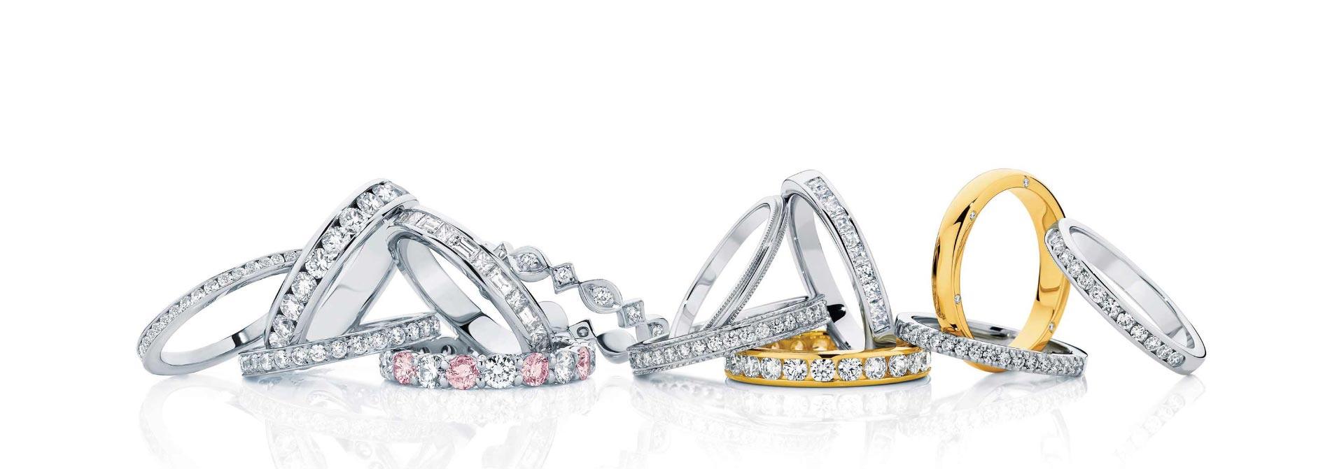 Jewellery Rings & Diamonds