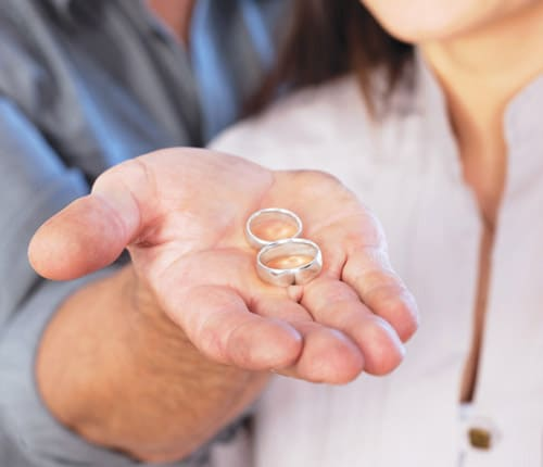 The Biggest Concern For Most When Purchasing An Engagement Or Wedding Ring  Is Whether They Have Allowed Enough In The Wedding Budget. Once Upon A  Time, ...
