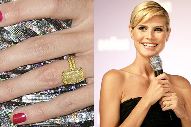 Yellow Diamond Engagement Rings Larsen Jewellery