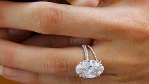 blake lively wedding ring