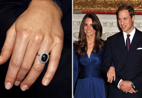 princess kate engagement ring