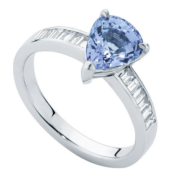 Azure Dress Ring