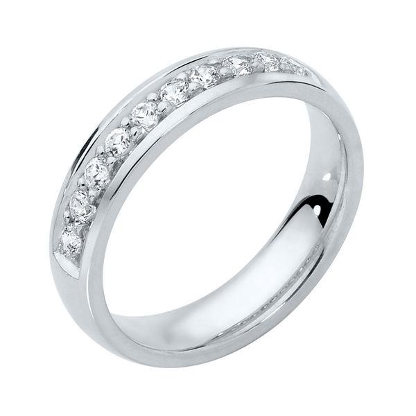 Brilliance Platinum Wedding Ring