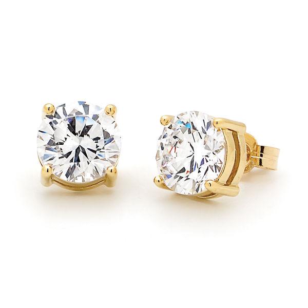 Diamond Studs II Earings