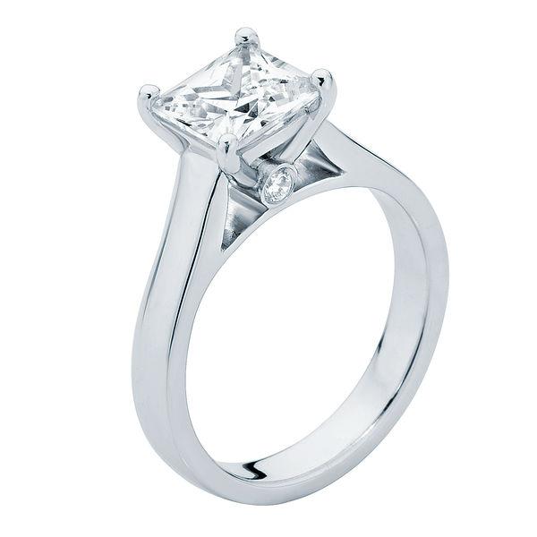 Faith White Gold Engagement Ring