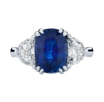 Grace Platinum Engagement Ring