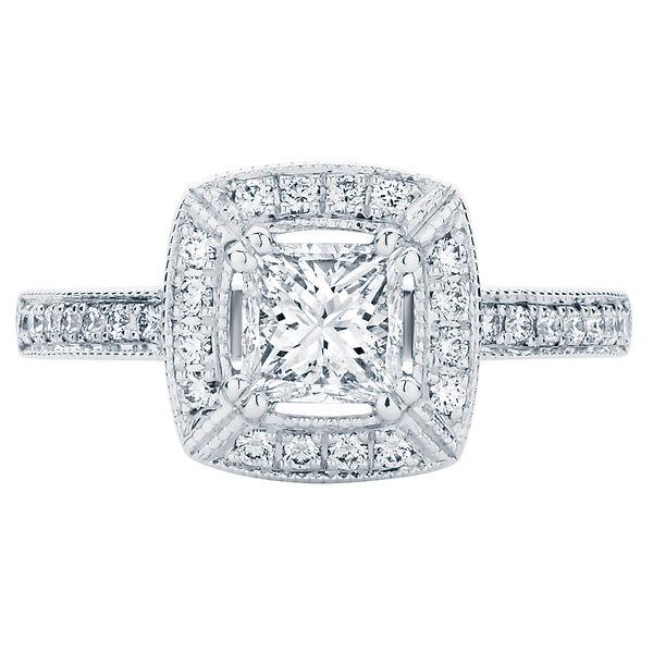 Honour Platinum Engagement Ring