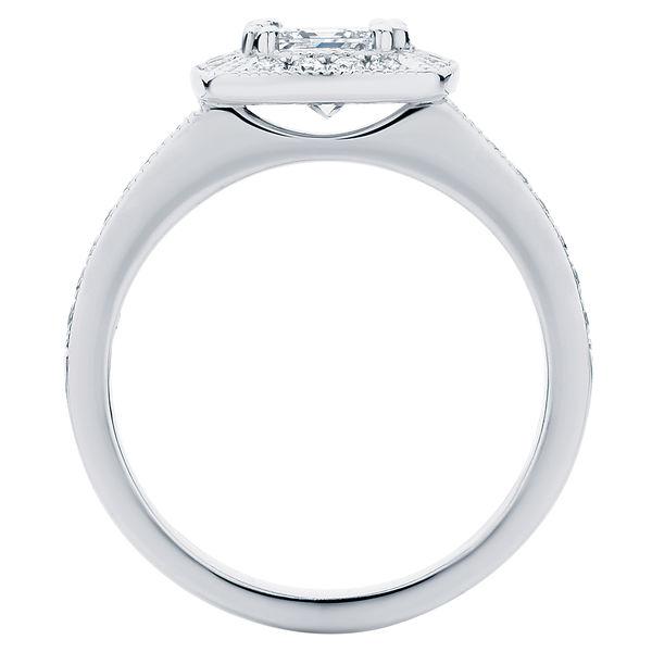 Honour White Gold Engagement Ring