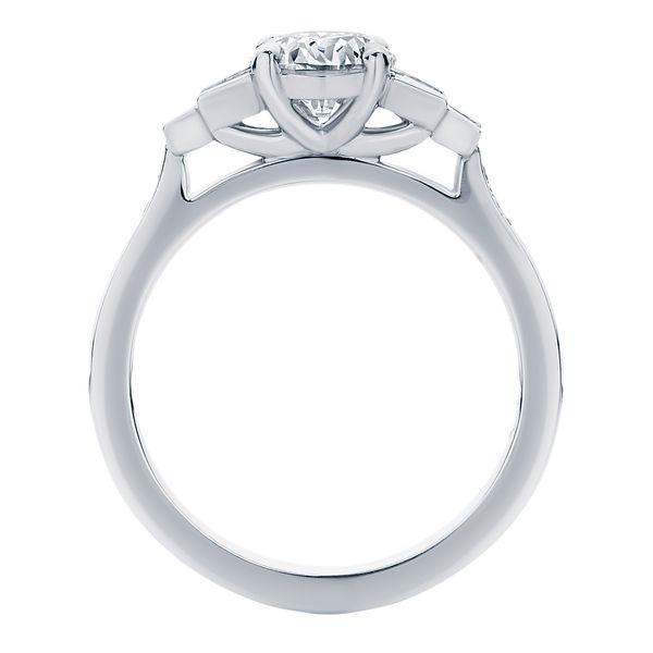 Liberty Platinum Engagement Ring