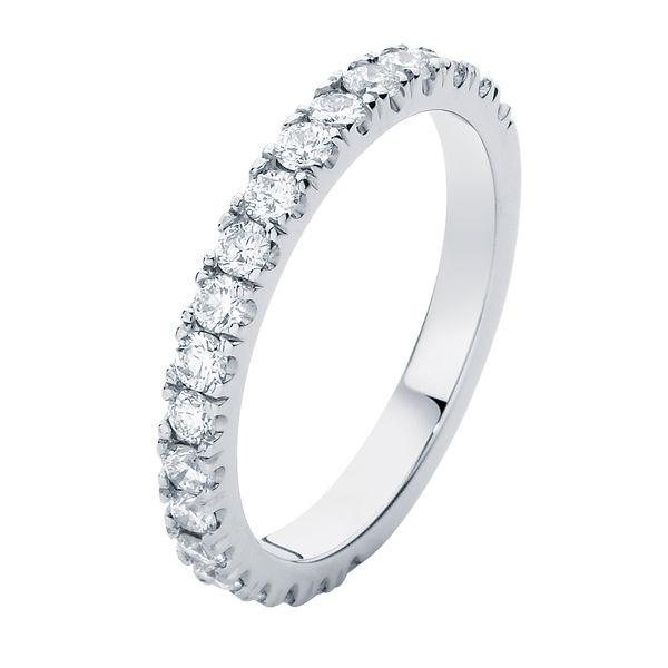 Novo Platinum Wedding Ring
