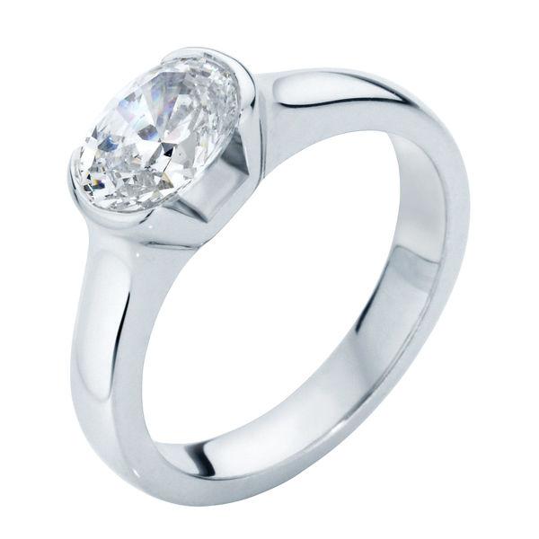 Orion Platinum Engagement Ring