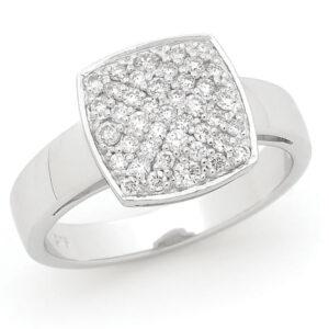 Pave Dress Ring Dress Ring