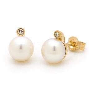 Pearl Studs Earings
