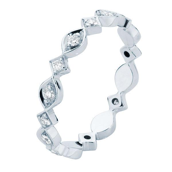 Stella Platinum Wedding Ring