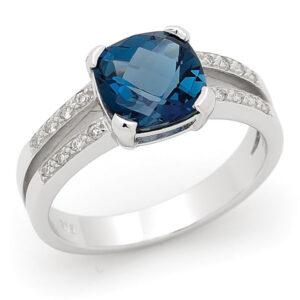 Topaz Ring Dress Ring