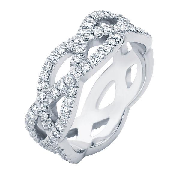 Trinity Platinum Wedding Ring