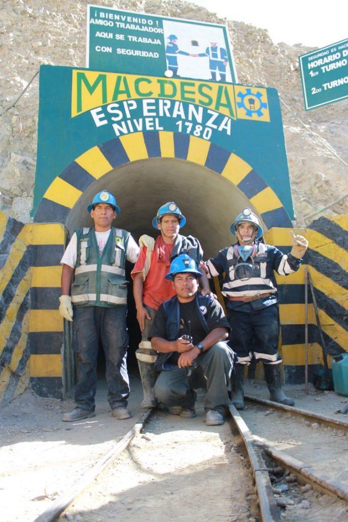 Macdesa Peru Eduardo Martino