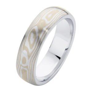 Stella Brilliant White Gold Wedding Ring