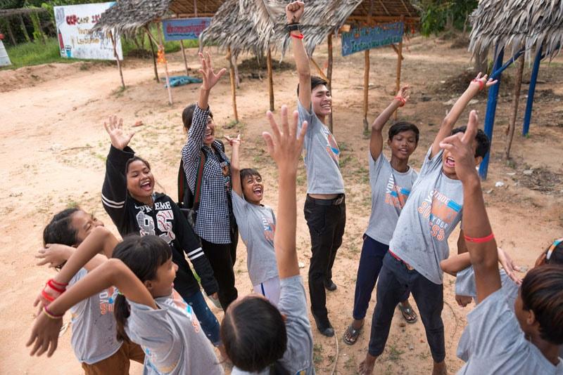 Cambodian Childrens Fund