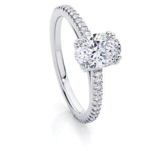 Aurelia engagement ring