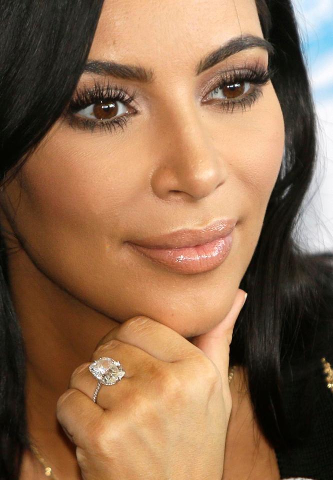 The Kardashian Engagement Rings