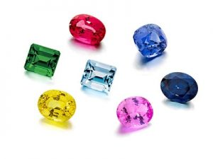 Proposing with a Diamond or Coloured Gemstone