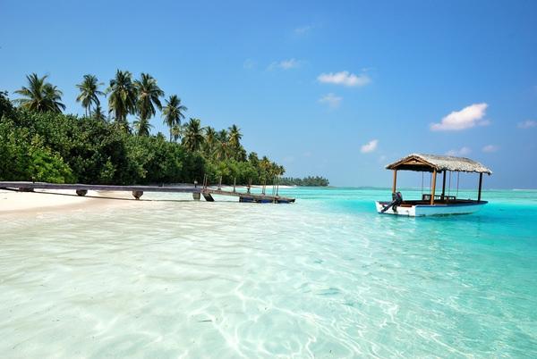 Maldives- Honeymoon destination