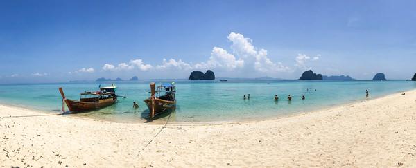 Thailand- Honeymoon destinations