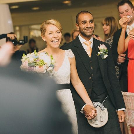Jo Veneet Wedding