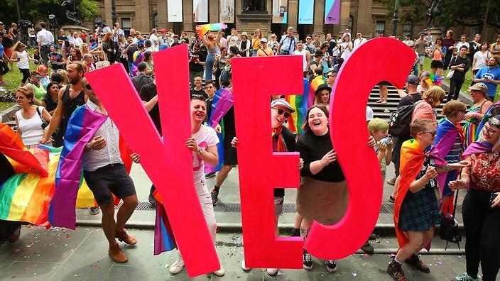 Same-Sex Marriage Statistics Since 2017