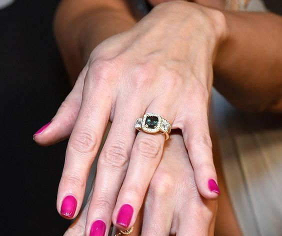 heidi klum's engagement ring