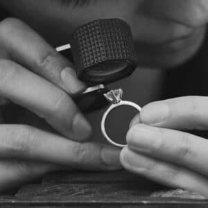 How We Select A Larsen Diamond