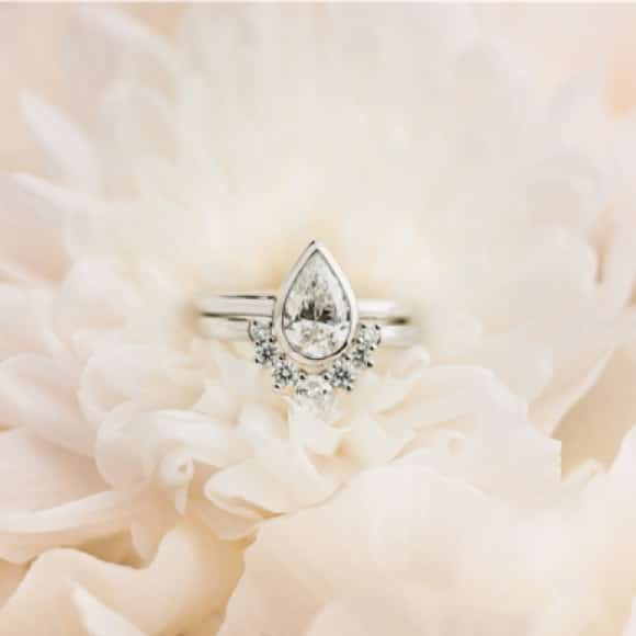 Custom engagement ring designs in Sydney & Melbourne