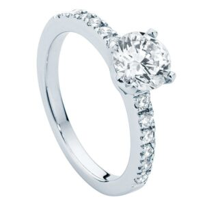 Engagement Rings for the Frugal Bride