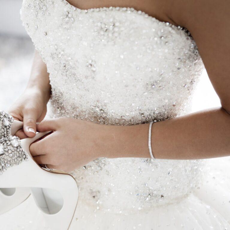 Bridal Diamond Tennis Bracelet