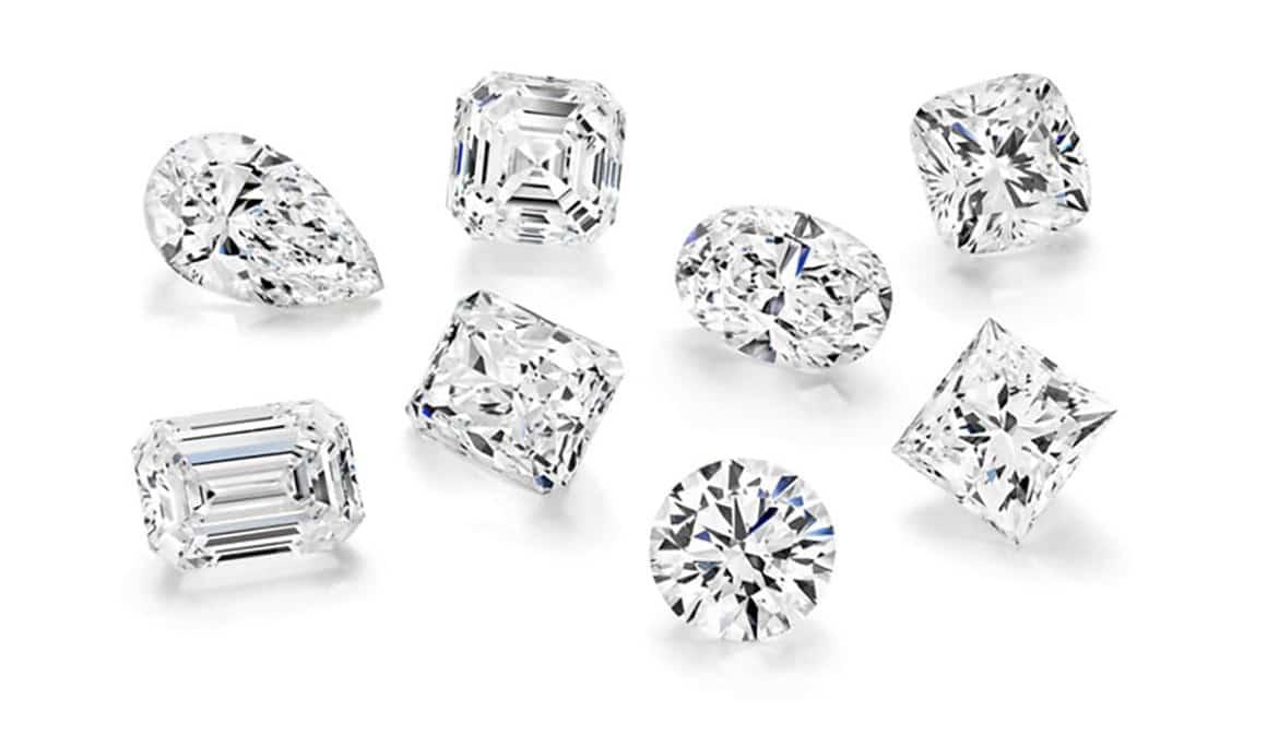 Diamond engagement rings in Perth
