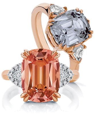 Browse the Larsen Collection of Dress rings