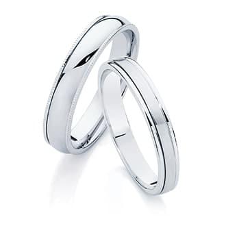 Men's Wedding Ring Designs by Australian designers at Larsen Jewellery Melbourne
